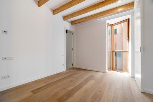 Double bedroom with bathroom en suite