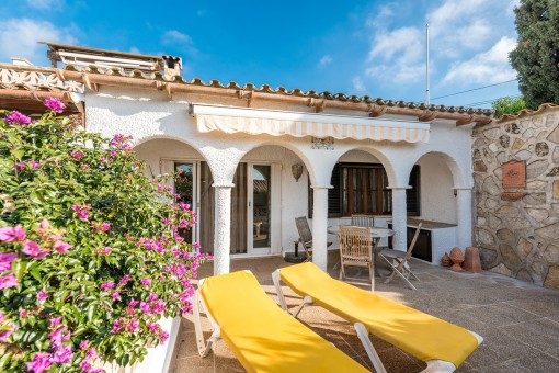 house in Cala Romantica