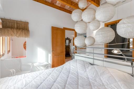 Enchanting double bedroom