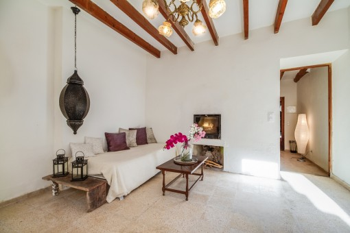 Beautiful village house located in the heart of Artà with fantastic views of the Saint Salvador church