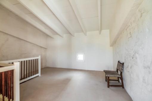 Bedroom on the third floor