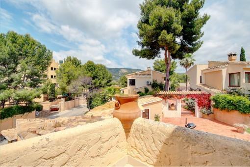 house in Bendinat