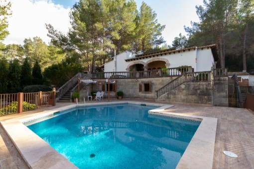 villa in Esporles for sale