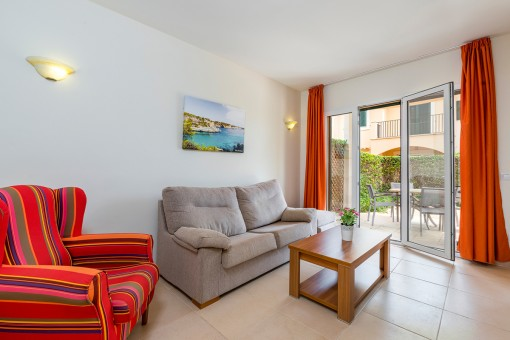 apartment in Sa Rapita