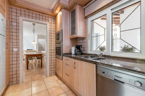 Friendly and fully equipped kitchen