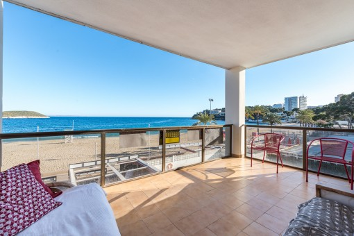 apartment in Magaluf