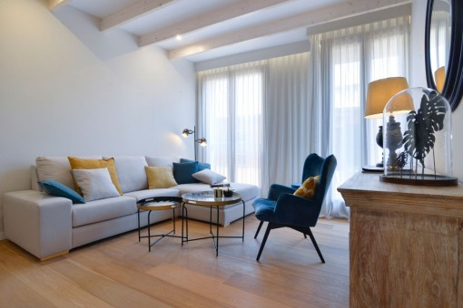 Luxury apartment in the historic centre of Palma