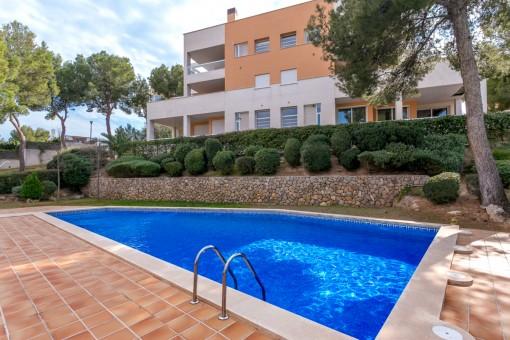 apartment in Bendinat
