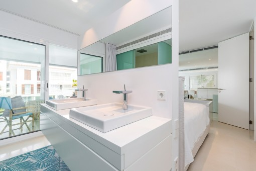 Exceptional bathroom en suite