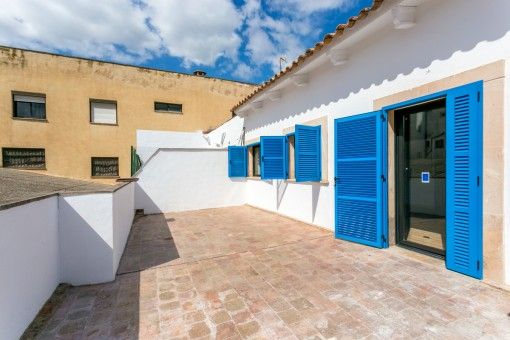 Large, bright loft apartment in a central location in the municipal area of Palma