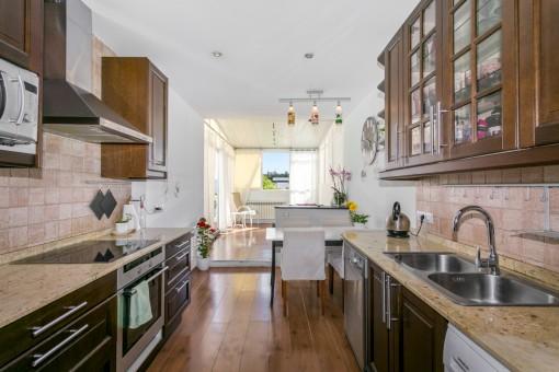 apartment in Molinar