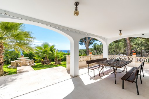 apartment in Cala Vinyas for sale