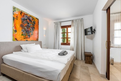 Eines von 8 schönen Schlafzimmern