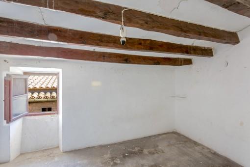 Room on the upper floor