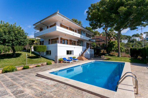 villa in Costa den Blanes