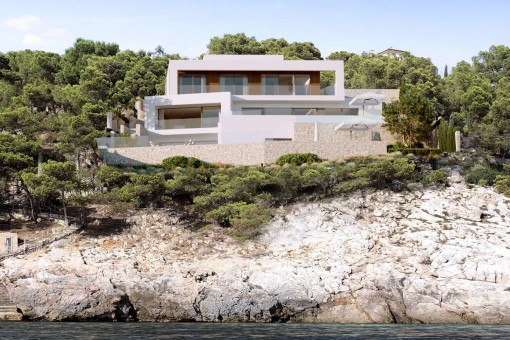 villa in Camp de Mar for sale
