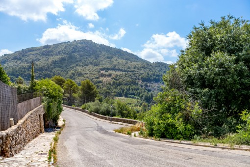 Building plot with unobstructable views in Valldemossa