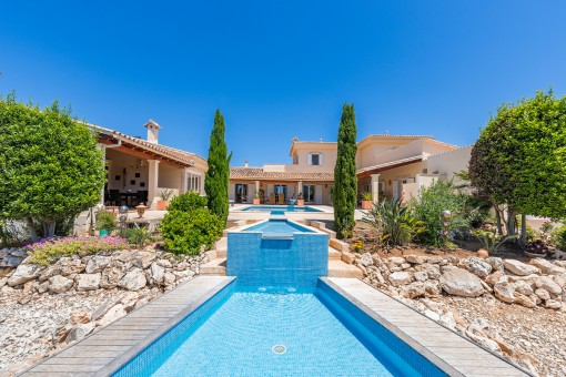 villa in Cala Murada for sale