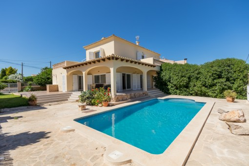 house in Cala Llombards
