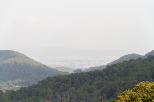 Gorgeous mountain views