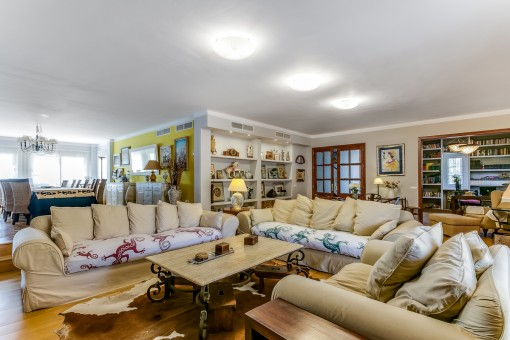 Wonderful living area