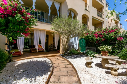 apartment in Puig de Ros