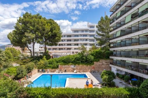 apartment in Santa Ponsa