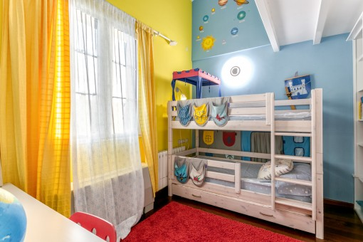 Charming children's room
