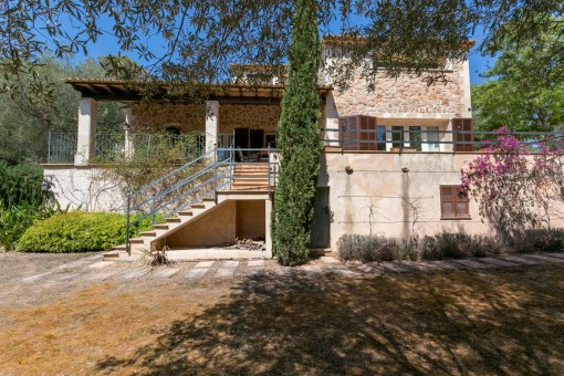 Exceptional villa with high ceilings and absolute privacy in Esporles
