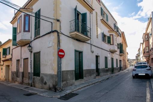 house in El Terreno