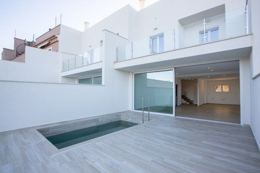 house in Consell