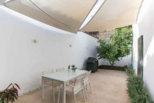 Beautiful 40 sqm patio