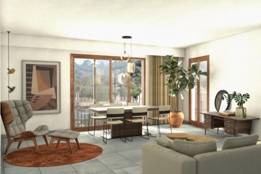 apartment in Caimari