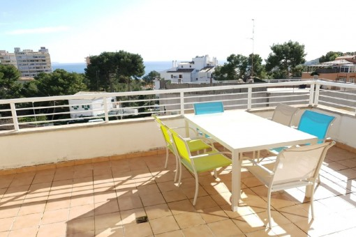 Beautiful apartment in an ideal location with a private terrace in San Augustin