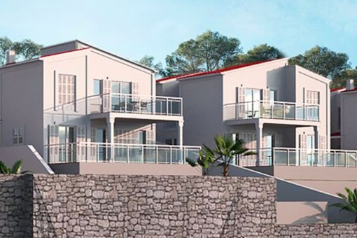 house in Cala Santanyi