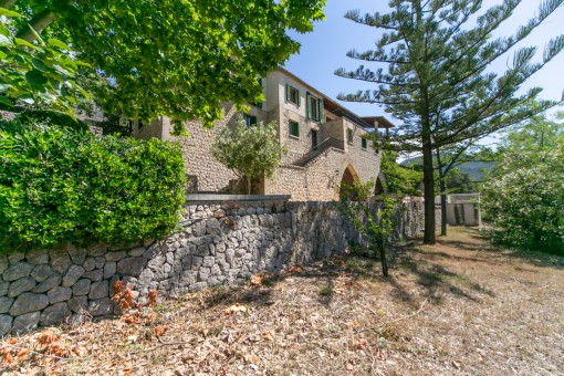 Mansion house with extraordinary views over Valldemosa