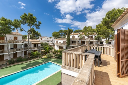 apartment in Cala Santanyi for sale