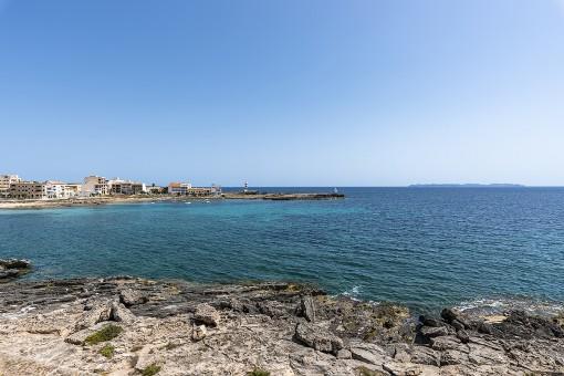 Alternative sea views