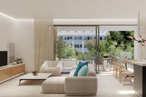 apartment in Son Armadams