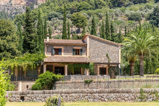 Finca in the middle of the Tramuntana