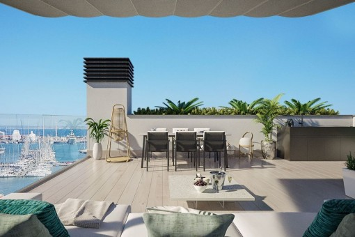 apartment in Paseo Maritimo