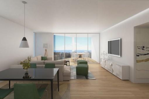 apartment in Son Espanyolet