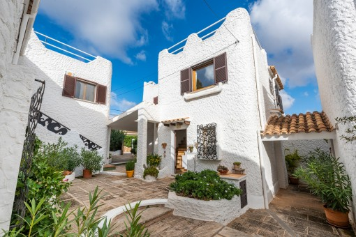 house in Cala Pi