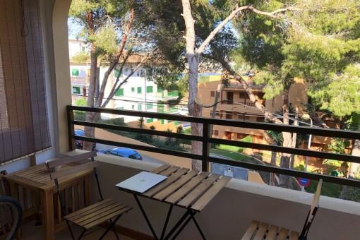 apartment in Santa Ponsa for long term rent