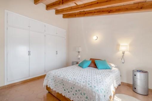 Bright double bedroomBedroom