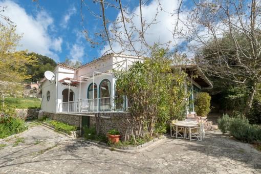 villa in Galilea