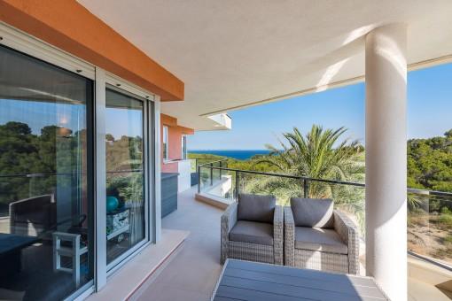 apartment in Sol de Mallorca