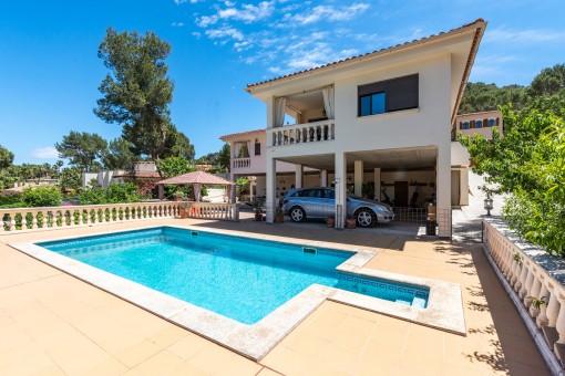 house in Santa Ponsa
