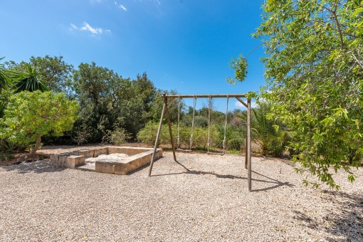 Playground on the plot