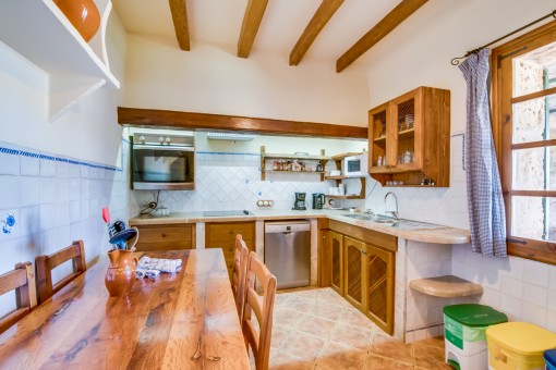 Lovely country house kitchen